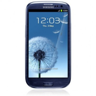 SAMSUNG I9300 Galaxy S III 16GB Pebble Blue - WIE NEU (#0989)