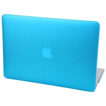 "nevernaked Clip-On Case für MacBook Air 11"" (Hellblau)"