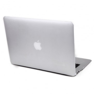 "nevernaked Clip-On Case für MacBook Air 13"" Late 2010+ (Weiß)"