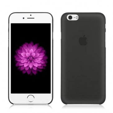 nevernaked Air Case für iPhone 6 Plus - Ultradünn - Schwarz