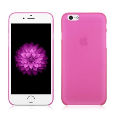 nevernaked Air Case für iPhone 6 Plus - Ultradünn - Pink
