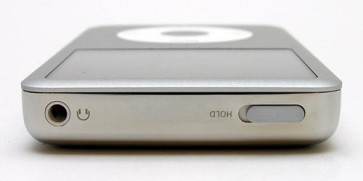 Apple iPod Video Kophöreranschluss & Hold-Schalter Reparatur