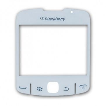 BlackBerry 8520 Curve Displayglas Frost Blue