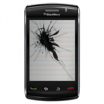 Blackberry 9520 Storm2 Display Reparatur