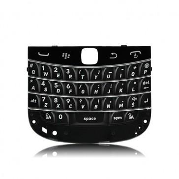 BlackBerry 9900 Tastatur (EN, QWERTY Ausführung), schwarz