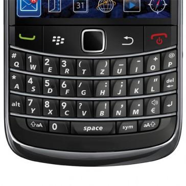 BlackBerry Bold 9780 QWERTZ Tastatur (Deutschland)