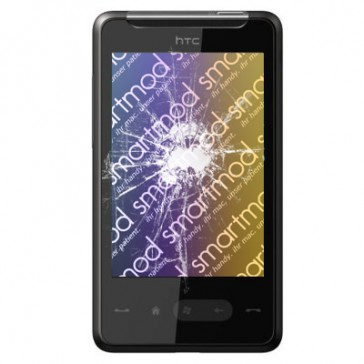 HTC HD Mini Display Reparatur (LCD, Touchscreen, Glas)