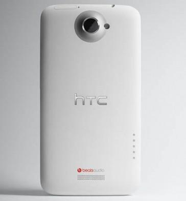 HTC One X Gehäuse in Weiß