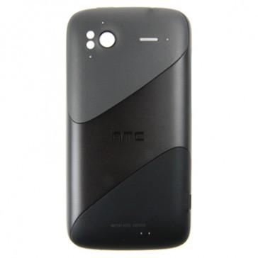 HTC Sensation Backcover (Gehäuse) Schwarz