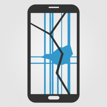 Samsung G800 Galaxy S5 Mini Display Reparatur