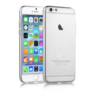 nevernaked Crystal Case für iPhone 6 Plus - Ultra stabil - Transparent