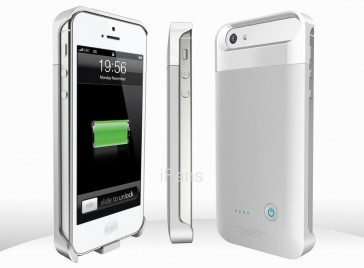 iPhone 5 Power Pack X5 Weiß