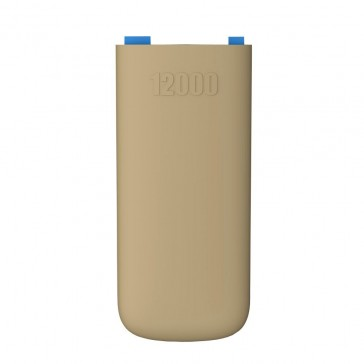 Lepow U-Stone 12000 Mobiles Ladegerät Khaki Braun