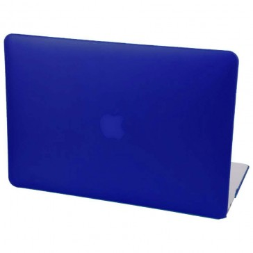 "nevernaked Clip-On Case für MacBook Air 13"" Late 2010+ (Dunkelblau)"