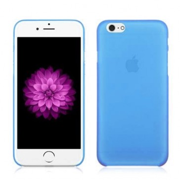 nevernaked Air Case für iPhone 6 Plus - Ultradünn - Blau