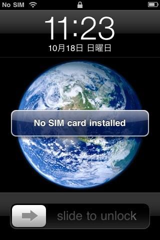 Apple iPhone 3G Simkartenleser Reparatur