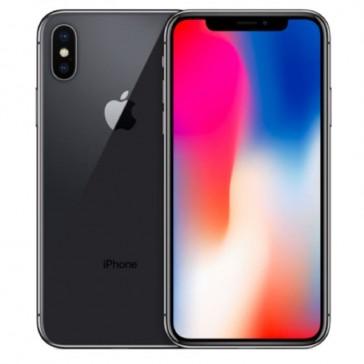Apple iPhone X 256GB Spacegrau ++ WIE NEU ++ (#5931)