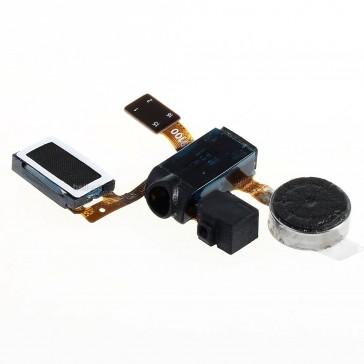 Original Samsung i9100 Galaxy S2 Audio Ear Jack Flex (Ohrmuschel/Kopfhörerbuchse/Mikrofon/Vibration)