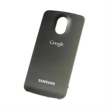 Samsung i9250 Galaxy Nexus Akkudeckel Schwarz