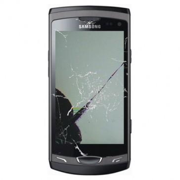 Samsung S8530 Wave II Displayglas/Touchscreen & LCD gebrochen