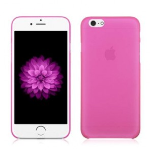 nevernaked Air Case für iPhone 6 - Ultradünn - Pink