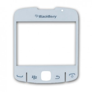 BlackBerry 8520 Curve Displayglas Frost Blue