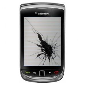 BlackBerry 9810 Torch Display Reparatur