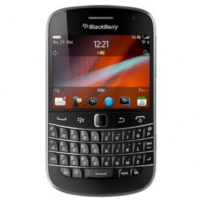 BlackBerry 9900 Bold Display Reparatur