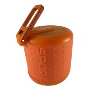 DOSS Hurricane 3 Bluetooth Lautsprecher Orange