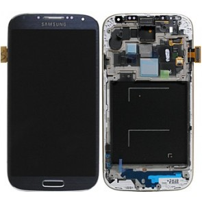 Samsung i9505 Galaxy S4 Display Assembly Black Mist (Original)