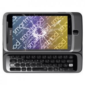 HTC Desire Z Display Reparatur (LCD, Touchscreen, Glas)