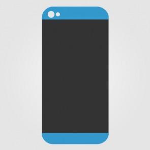 Apple iPhone 5 Backcover Glas Einsätze Reparatur