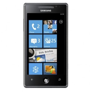 Samsung i8700 Omnia 7 Display Reparatur