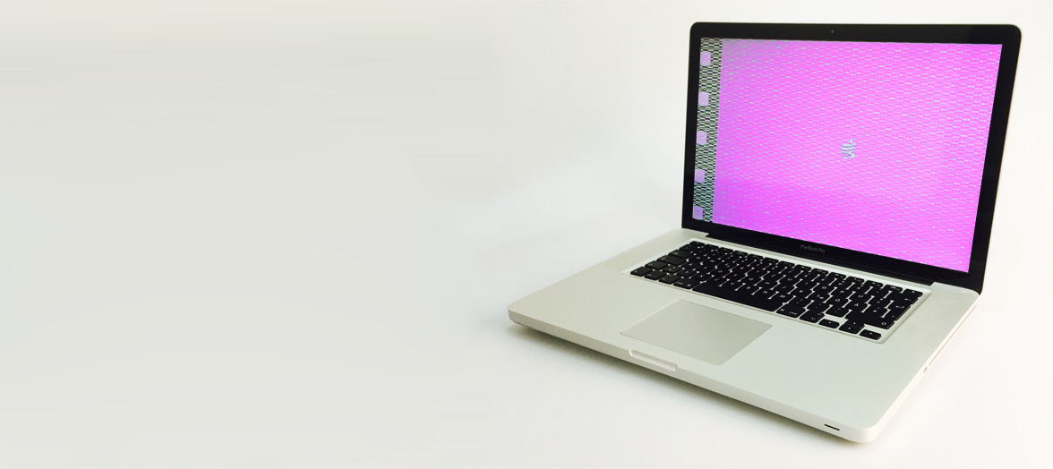MacBook Grafikkarte defekt