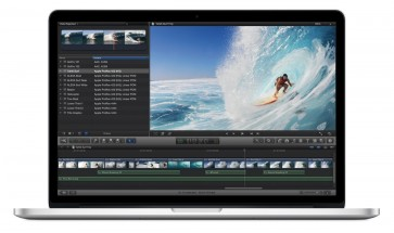 Apple MacBook Pro Retina Display MC975D/A 39,1 cm (15,4 Zoll) Notebook (i7/2,3GHz/8GB RAM/256GB SSD/NVIDIA GT 650M) (#TWDKQ1)