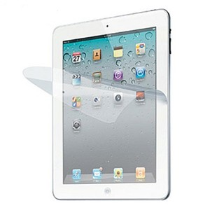 Screen Guard Displayschutzfolie für Apple iPad Air & iPad Air 2 (Klar/Transparent)