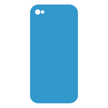 Apple iPhone X Backcover Glas Reparatur