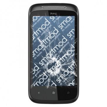 HTC 7 Mozart Display Reparatur (LCD, Touchscreen, Glas)