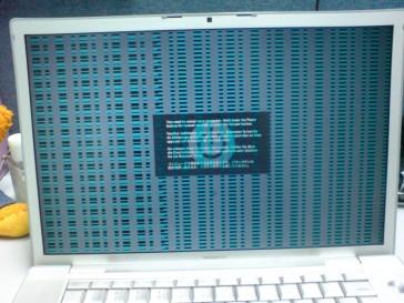 Apple MacBook Pro mit Grafikprozessor Bug & Kernel Panic