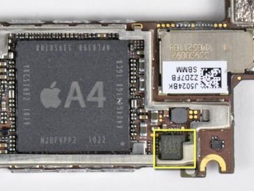 Apple iPhone 4 Audio Signal Prozesser (Audio Conversion IC)