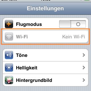 Apple iPhone 4S WiFi & Bluetooth Reparatur
