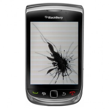 BlackBerry 9800 Torch Display Reparatur (LCD/Touchscreen/Glas)