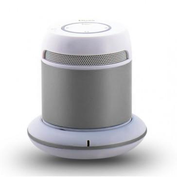 DOSS Asimom 2S Bluetooth Lautsprecher Silber
