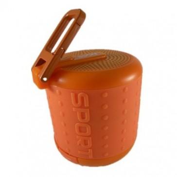 DOSS Hurricane 3 Bluetooth Lautsprecher Orange