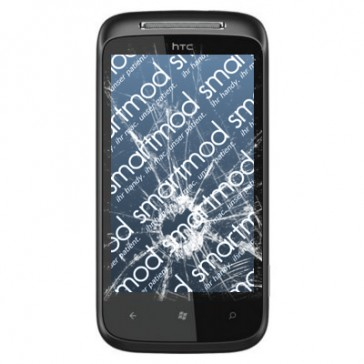 HTC 7 Mozart Display Reparatur (LCD, Touchscreen, Glas)