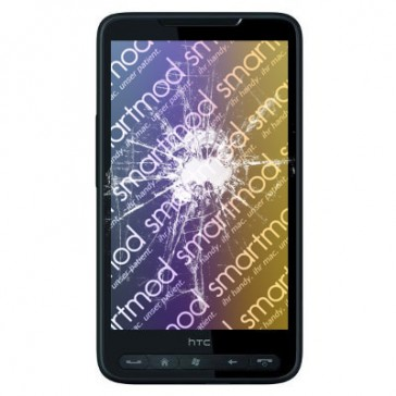 HTC HD2/Leo Display Reparatur (LCD, Touchscreen, Glas)
