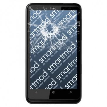 HTC HD7 Display Reparatur (LCD, Touchscreen, Glas)