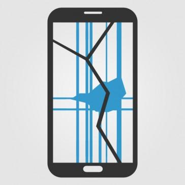 Samsung i9205 Galaxy Mega Display Reparatur
