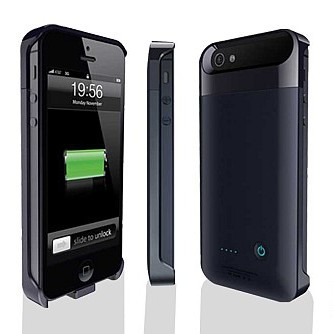 iPhone 5 Power Pack X5 Schwarz