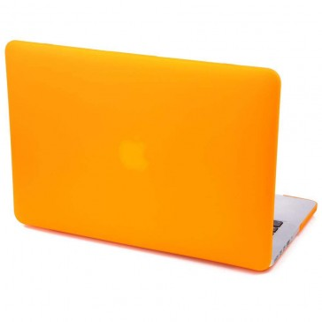 "nevernaked Clip-On Case für MacBook Air 13"" Late 2010+ (Orange)"